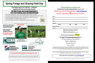 Forage and Grazing Field Day