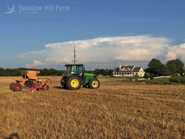 No-Till Farming Equipment