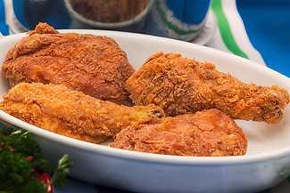Louisiana Style Fried Chicken